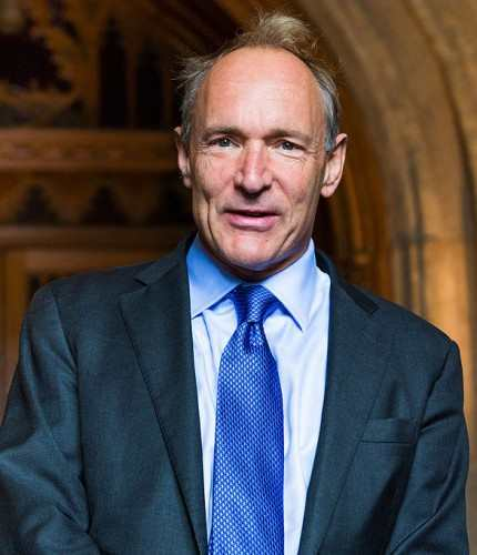 Foto di tim berners lee