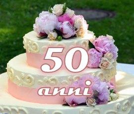 Frasi Auguri Per I 50 Anni