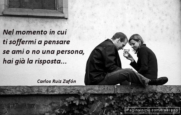 Frasi Celebri Zafon.Immagine La Risposta Del Cuore Carlos Ruiz Zafon