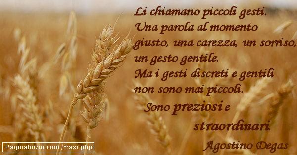 Immagine Di Agostino Degas Categoria Poster
