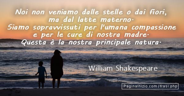 Preferenza Frasi di William Shakespeare PJ02