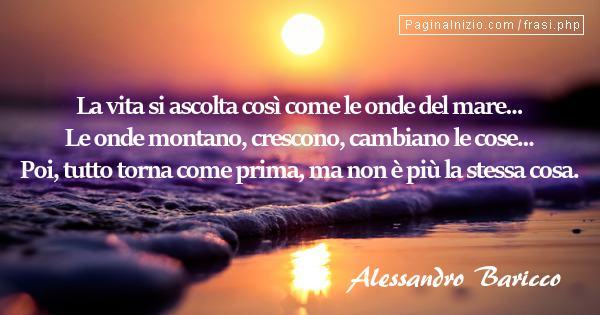 Frasi Di Alessandro Baricco