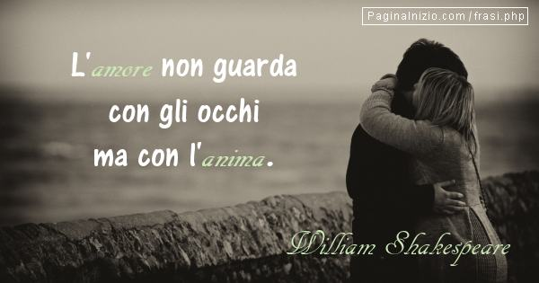 Famoso Frase Immagine di William Shakespeare VR68