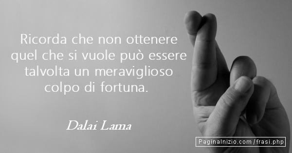 Frasi Di Dalai Lama