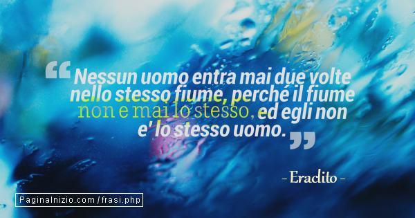 Frasi Di Eraclito
