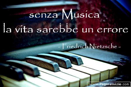 frasi vita musica