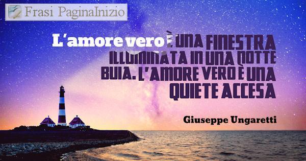 Frasi Di Giuseppe Ungaretti