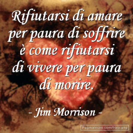 Frasi Di Jim Morrison