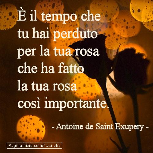 Frasi Di Antoine De Saint Exupery