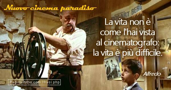 Frasi Del Film Nuovo Cinema Paradiso