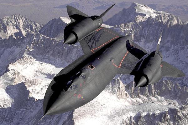 L'aereo più veloce del mondo è il Blackbird