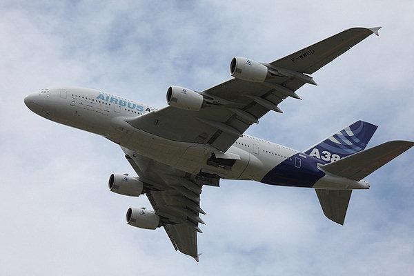 Aereo Airbus A380