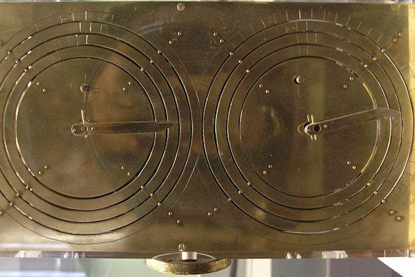 Ricostruzione della macchina Anticitera
