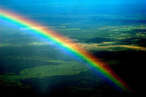 Fenomeno dell'arcobaleno