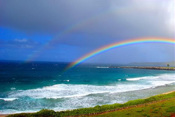 Perch si forma l 39 arcobaleno - Arcobaleno a colori e stampa ...