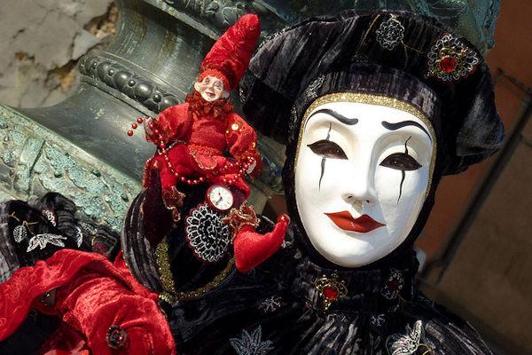 Il Carnevale più famoso d'Italia è quello di Venezia