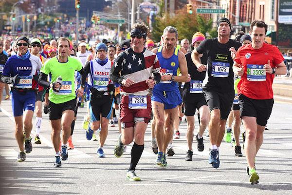 Una delle maratone più famose è quella che si tiene a New York