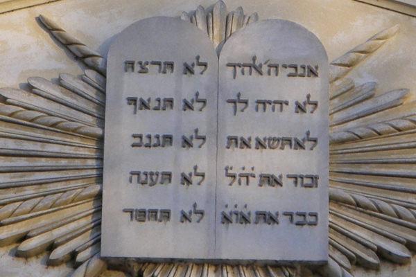 Quali sono i dieci comandamenti - Tavole dei dieci comandamenti ...