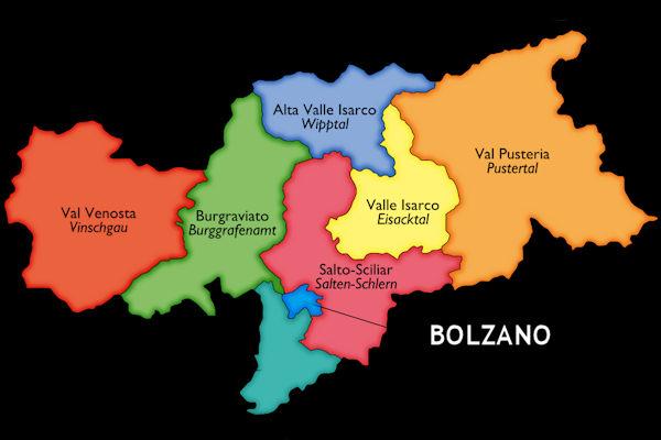 Comunità comprensoriali Alto Adige