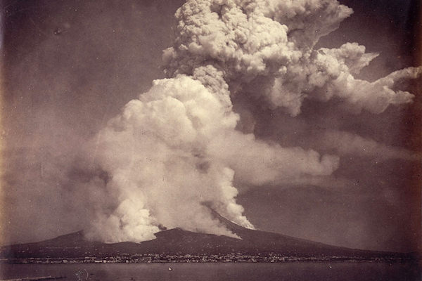 Eruzione del Vesuvio del 1872