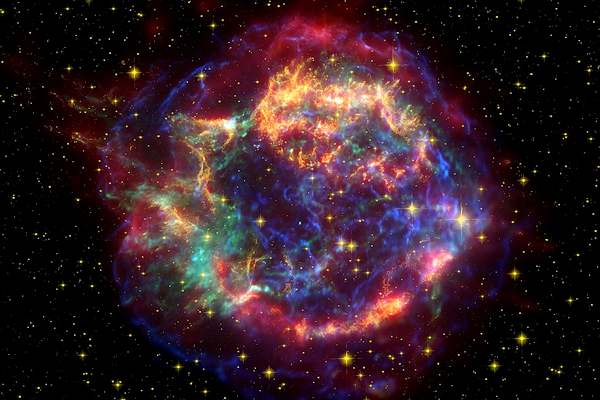 Resto di una supernova