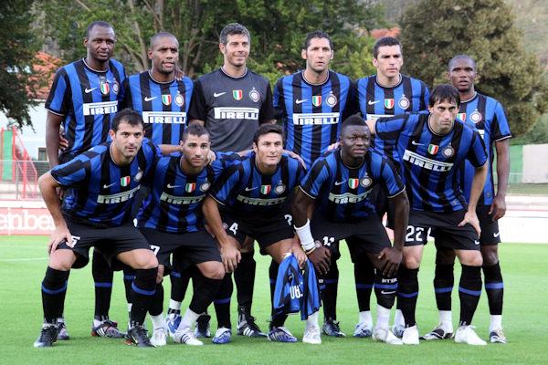 Formazione dell'Inter stagione 2009/2010