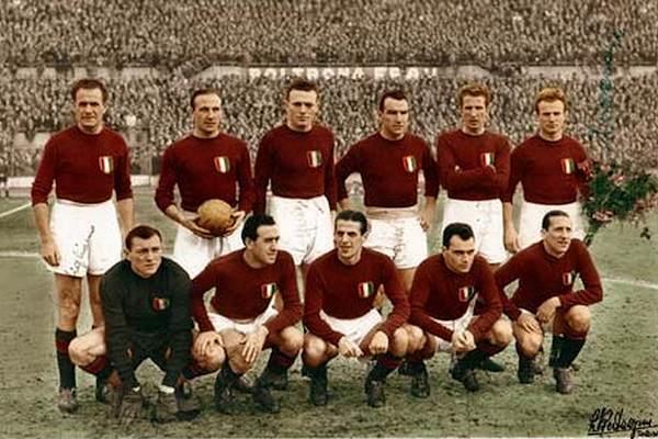 La formazione del grande Torino (1943-1949)