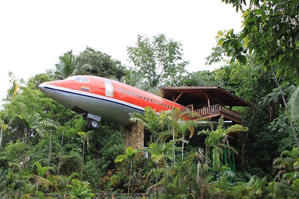 727 Fuselage Home