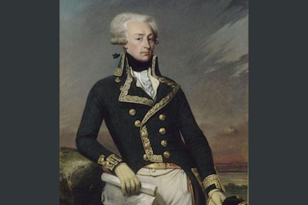 Il generale La Fayette applicò la legge marziale innalzando una bandiera rossa