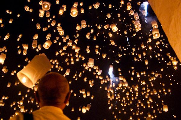 Il Capodanno Cinese termina con la Festa delle Lanterne