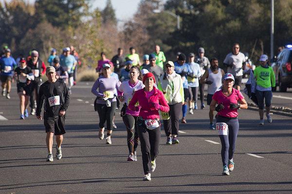 Maratona in California
