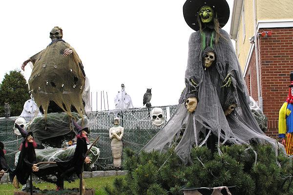 Costumi tipici di Halloween