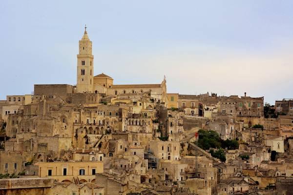 Matera è la terza città più antica del mondo