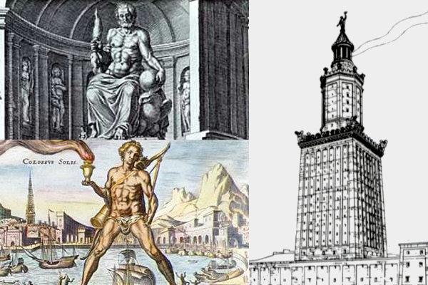 Zeus - Colosso Rodi - Faro Alessandria