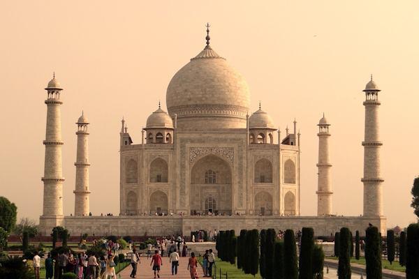 Taj Mahal, mausoleo in India