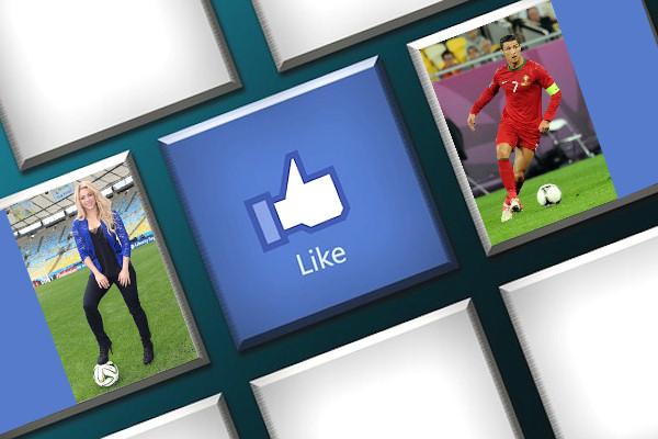Record 'Mi piace' su Facebook
