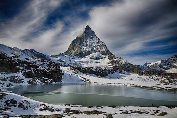 Il 3° monte più alto d'Italia è il Monte Cervino