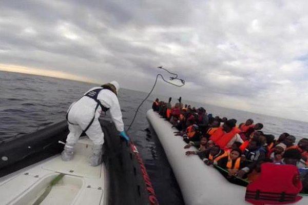 Si parla molto delle ONG in relazione al fenomeno migratorio