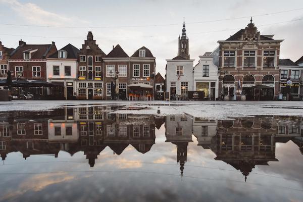 L'Olanda è la regione più grande dei Paesi Bassi