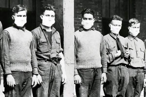 La pandemia di influenza spagnola del 1918 (Roma)