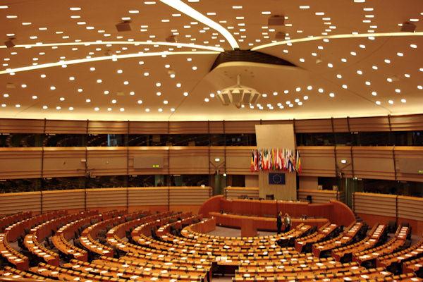 Sede di Bruxelles del Parlamento europeo