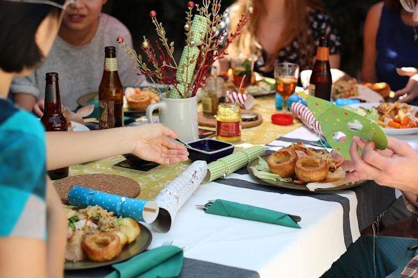 Mangiare in compagnia è un'abitudine consolidata
