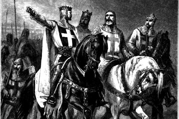 La prima crociata segnò le maggiori vittorie