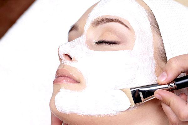 Maschera per pulizia del viso
