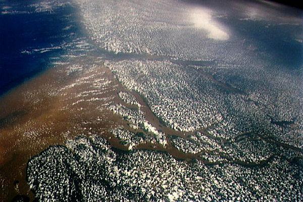 Foce Rio delle Amazzoni