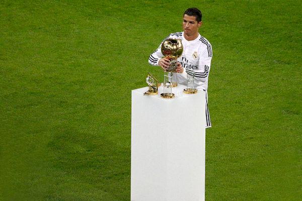 Dal 2009 al 2018 Cristiano Ronaldo ha giocato con il Real Madrid