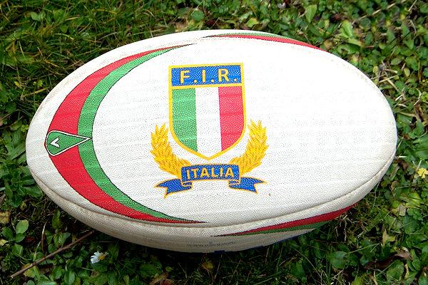 Palla Federazione Italiana Rugby