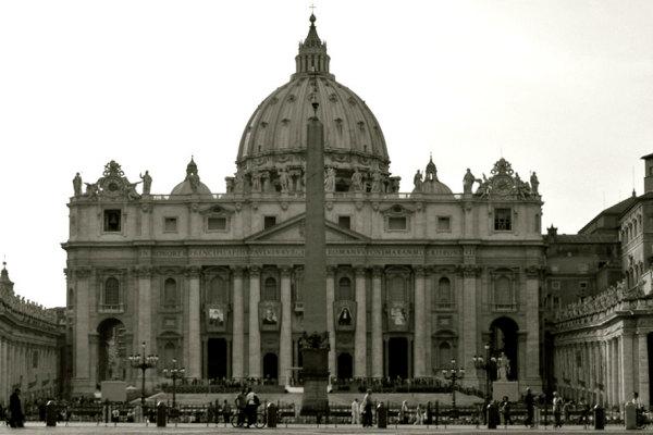 San Pietro è la basilica più importante durante la ricorrenza del Giubileo