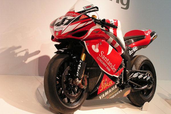 Al terzo posto c'è la Yamaha YZF-R1