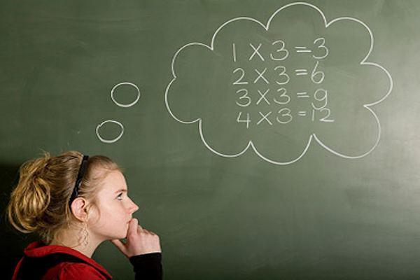 I trucchi per imparare le tabelline a memoria